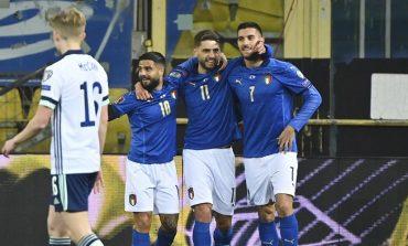 Hasil Pertandingan Italia vs Irlandia Utara: Skor 2-0
