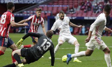 Hasil Pertandingan Atletico Madrid vs Real Madrid: Skor 1-1