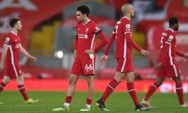 This is Anfield! Liverpool Telan 5 Kekalahan Beruntun di Kandang