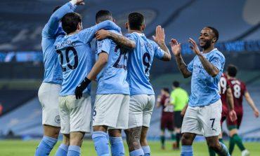 Hasil Pertandingan Manchester City vs Wolverhampton: Skor 4-1