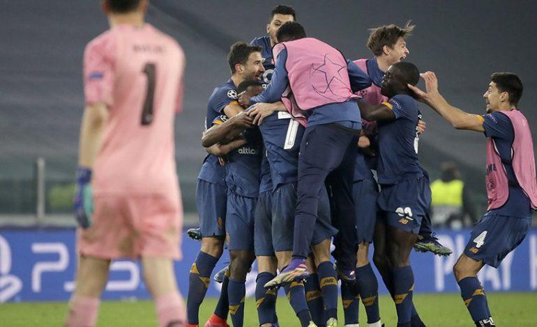 Hasil Pertandingan Juventus vs FC Porto: Skor 3-2 (Agregat 4-4)