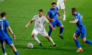 Hasil Pertandingan Spanyol vs Yunani Skor: 1-1