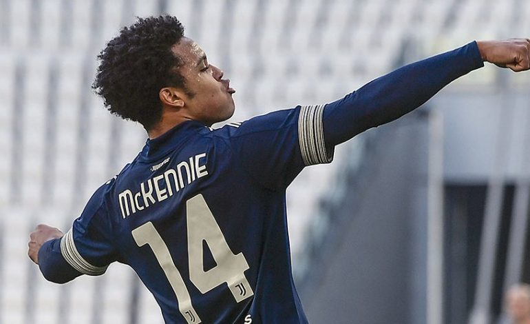 Juventus Resmi Aktifkan Klausul Pembelian Permanen Weston McKennie