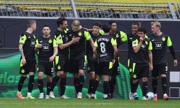 Dortmund vs Bremen: Haaland 2 Gol, Die Borussen Menang 4-1