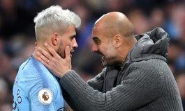 Guardiola Tak Keberatan Aguero Gabung Sesama Tim Liga Inggris