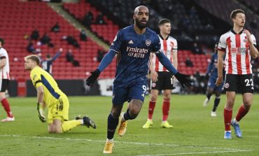 Hasil Pertandingan Sheffield United vs Arsenal: Skor 0-3