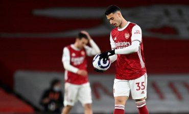 Hasil Pertandingan Arsenal vs Everton: Skor 0-1