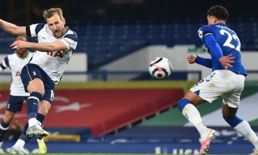 Hasil Pertandingan Everton vs Tottenham: Skor 2-2