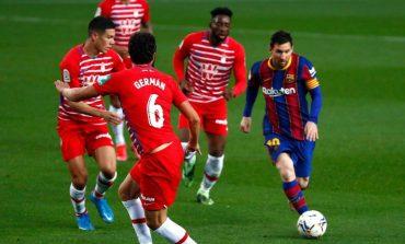 Man of the Match Barcelona vs Granada: Lionel Messi