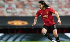 Man of the Match Manchester United vs AS Roma: Edinson Cavani