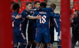Hasil Pertandingan Slavia Praha vs Arsenal: Skor 0-4 (agg. 1-5)