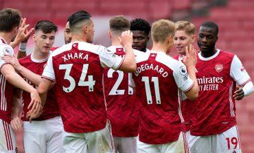 Arsenal vs Brighton: The Gunners Tutup Musim dengan Menang 2-0