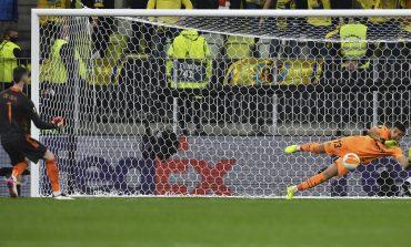 Final Liga Europa: Penalti De Gea Bikin MU Gigit Jari