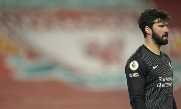 Liverpool Segera Perpanjang Kontrak Alisson Becker