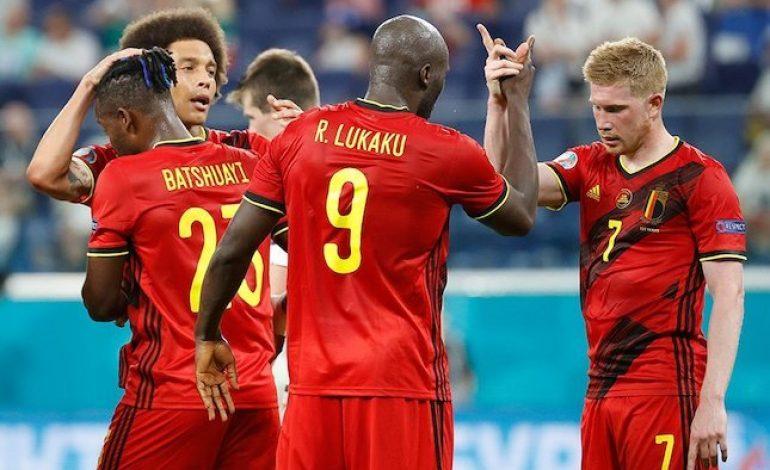 Hasil Euro 2020 Finlandia vs Belgia: Skor 0-2