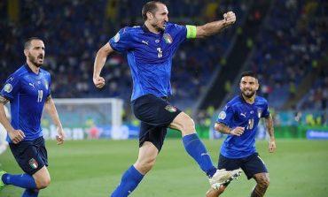 Kabar Baik, Italia! Cedera Giorgio Chiellini Tidak Terlalu Parah
