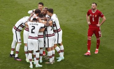 Hasil Euro 2020 Hungaria vs Portugal: Skor 0-3