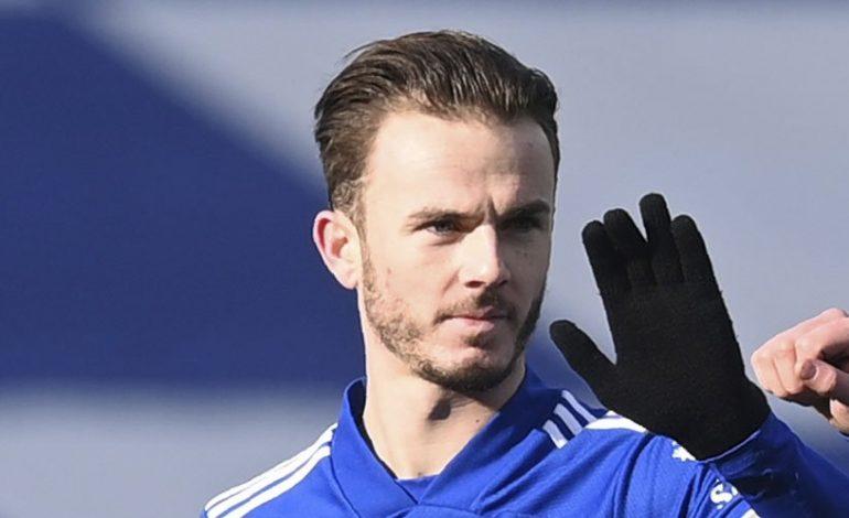 Arsenal dan Chelsea Siap Adu Sikut Demi James Maddison