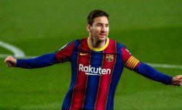 Joan Laporta Optimistis Lionel Messi akan Bertahan di Barcelona