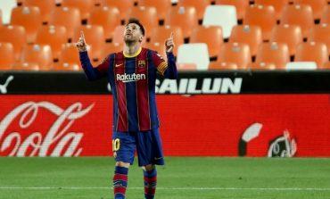 Hore! Lionel Messi Mau Bertahan di Barcelona, Kontrak 2 Tahun Segera Ditandatangani