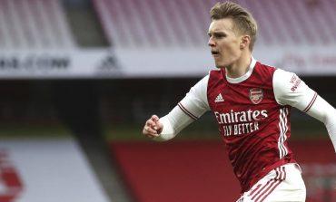 Gagal Dapatkan Emi Buendia, Arsenal Fokus Kejar Martin Odegaard