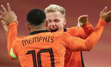 Cedera, Van de Beek dan De Ligt Absen Bela Belanda di Euro 2020?
