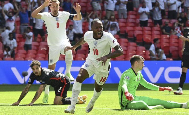 Hasil Euro 2020 Inggris vs Kroasia: Skor 1-0