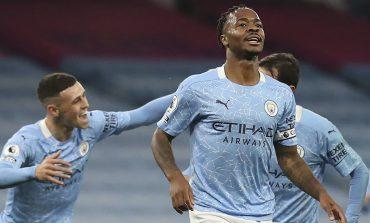Raheem Sterling Keluhkan Menit Bermainnya di Manchester City
