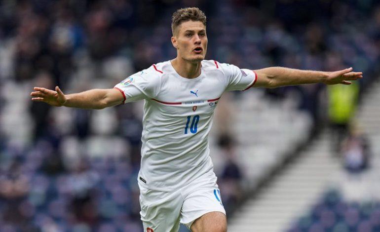 Man of the Match Euro 2020 Skotlandia vs Republik Ceko: Patrik Schick