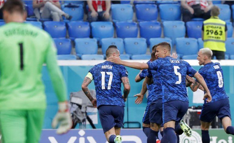 Hasil Euro 2020 Polandia vs Slovakia: Skor 1-2