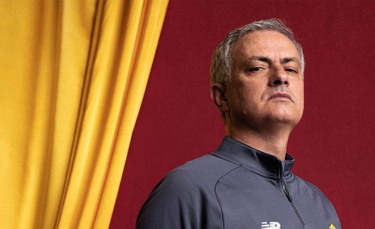 Konferensi Pers Pertama di AS Roma, Jose Mourinho Langsung Sindir MU dan Tottenham