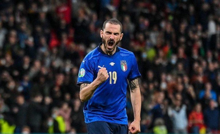 Italia Melangkah ke Final Euro 2020, Leonardo Bonucci: Satu Sentimeter Lagi!