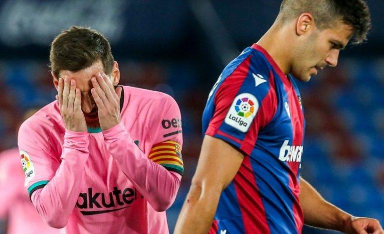 Duh, Barcelona Dapat Cobaan Perihal Kontrak Lionel Messi