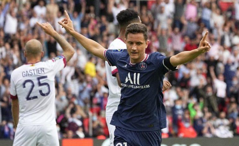 PSG Vs Clermont: Messi Absen, Les Parisiens Menang 4-0