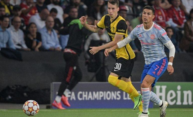 Hasil Young Boys Vs Man United – Diwarnai Kartu Merah, Ronaldo dkk Tumbang