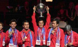 Fakta Fakta Indonesia Bisa Jadi Juara Thomas Cup 2020